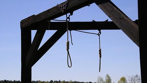 公交轮奸案震惊世界7年后,印度4罪犯终被执行绞刑