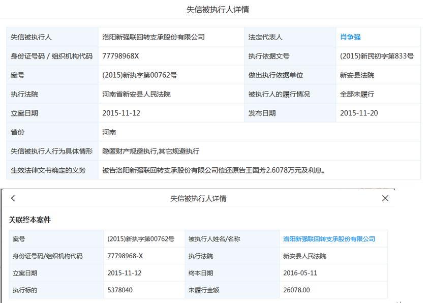 新强联IPO在争议中过会:招股书刻意隐瞒违规和负责人遭行拘