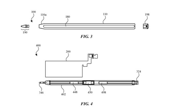 苹果新专利曝光 会变色的玻璃材质Apple Pencil不远了?