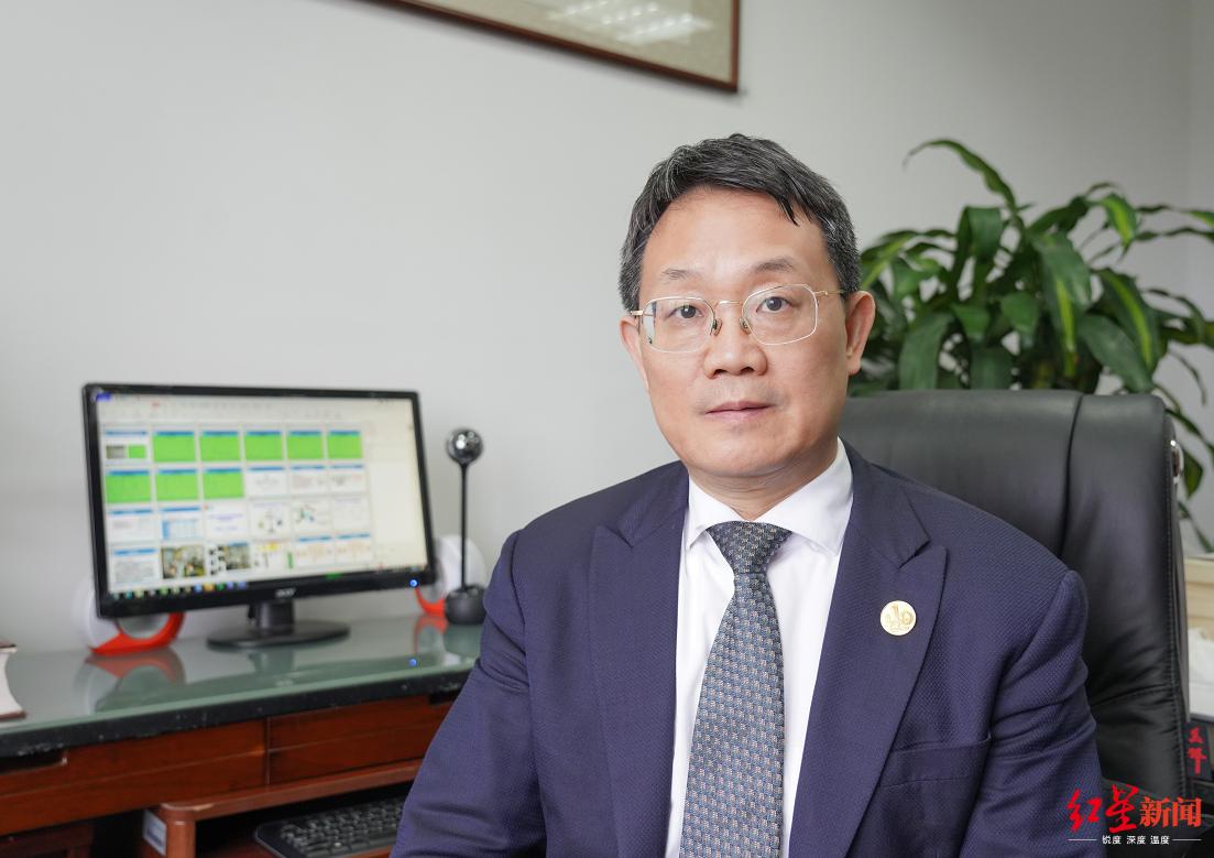 专访上海公卫临床中心党委书记卢洪洲:不能指望夏天来了新冠病毒不传播了图片