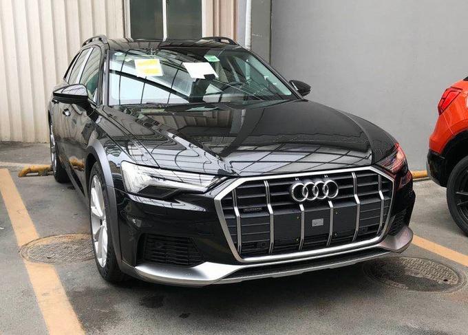 奥迪全新A6 Allroad 预售价56.5万