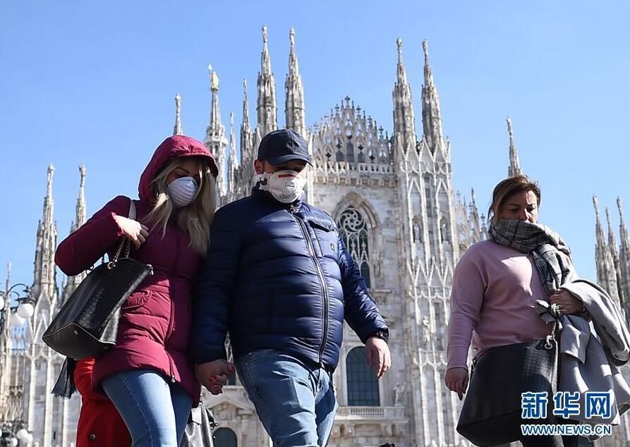 赴伦巴第中国医生:是否接管ICU需统筹考虑 但更多中国专家将赶赴意大利图片