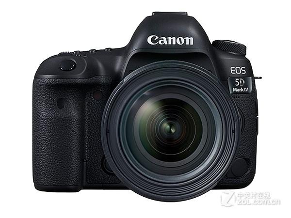相机选佳能 佳能5DIV套机仅售19400元