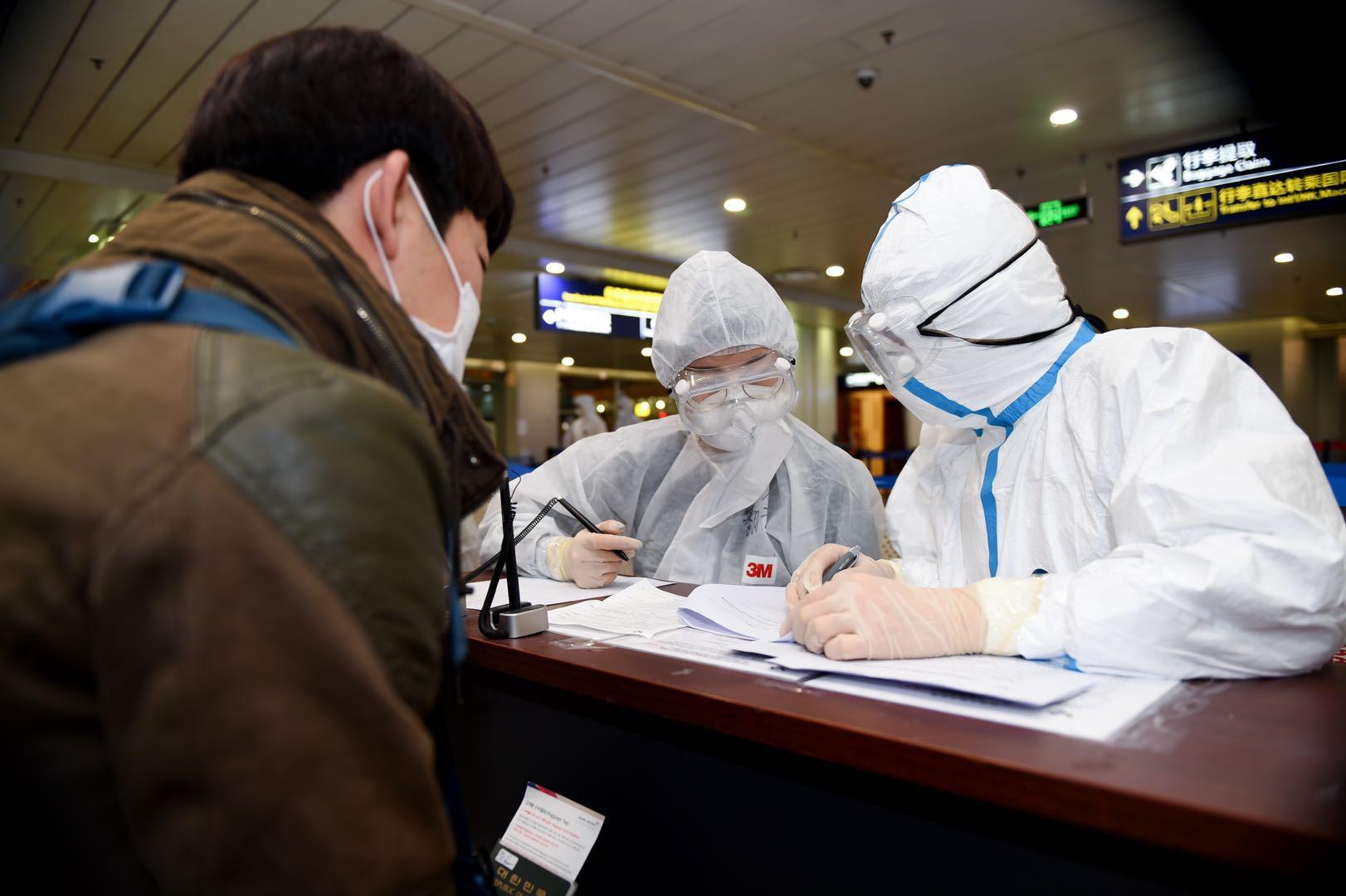 """四川入境区域""""独立运行"""" 确保入境旅客100%隔离图片"""