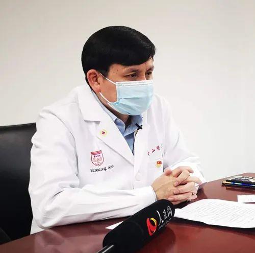 张文宏:疫情之下,一定要讲老百姓能听懂的话图片