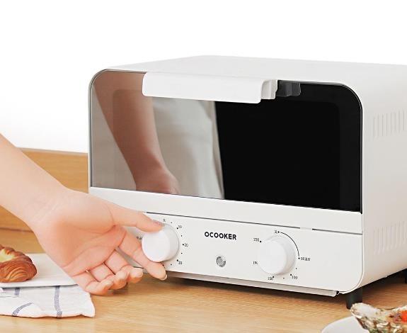 圈厨mini电烤箱上架小米有品商城 12L容量售价199元