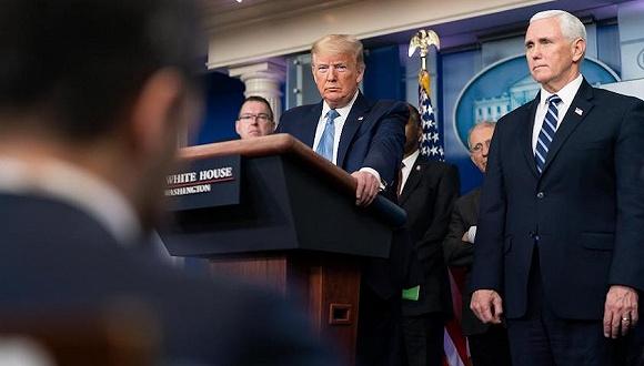 图片来源:白宫推特