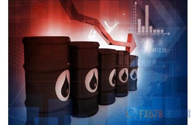 API原油库存意外减少125万桶,美油短线拉升涨幅扩大至逾4%