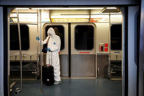中国公司向美国马里兰州捐赠1000份新冠病毒检测试剂盒