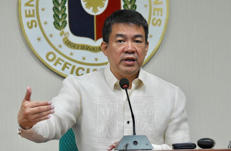 △菲律宾参议员皮门特尔 图片来自网络