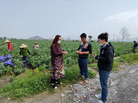福建福州:审计关注春耕生产