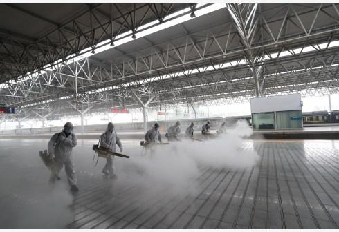 湖北省除武汉外铁路客站恢复运行