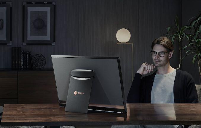 艺卓21.6英寸Foris Nova 4K OLED显示器将在全球上市
