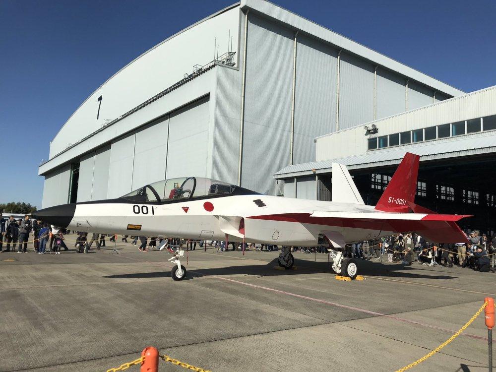 日本对下一代战机提出明确要求:高隐
