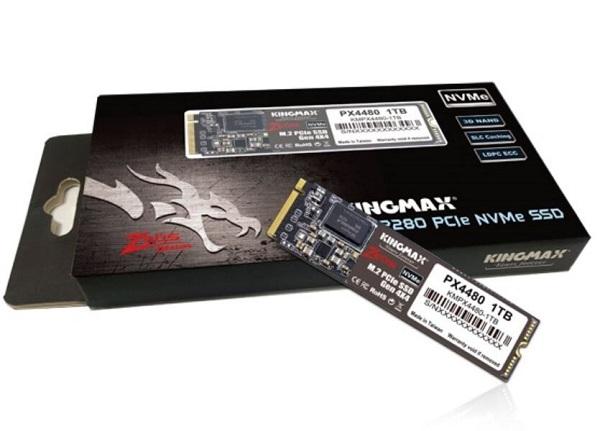 胜创发布PX4480 M.2 NVMe SSD新品 支持PCIe 4.0 x4