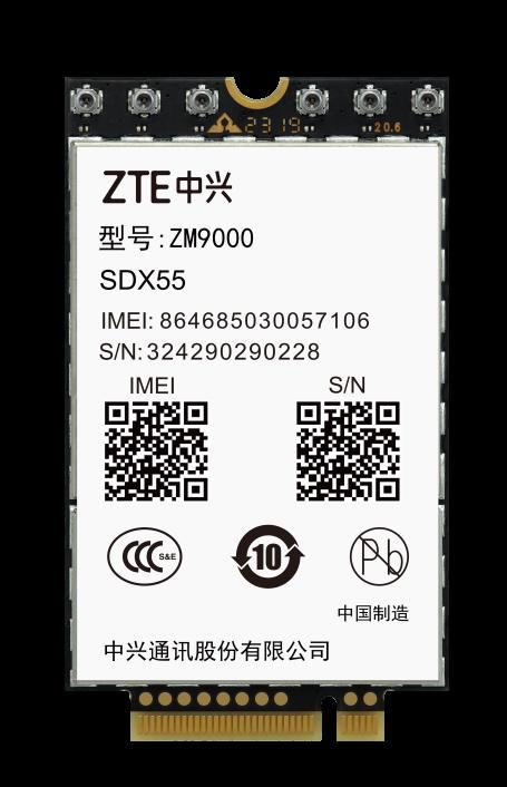 中国电信、中兴通讯联合发力5G SA模组创新,发布业内首款5G智能安全摄像机