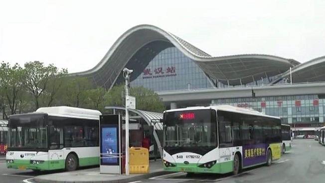 [蓝冠]主城区公交线路今天再恢复蓝冠3图片