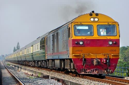 受疫情影响 泰国主要干线铁路商务客运列车暂停运营