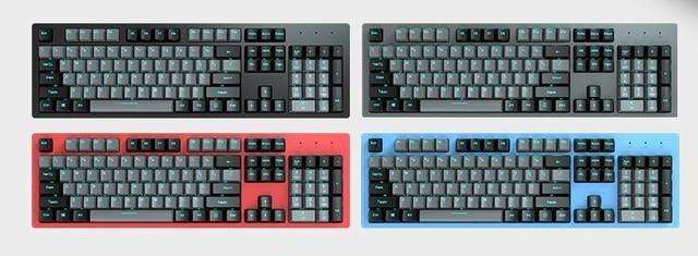 达尔优A840机械键盘 你的桌面办公专家