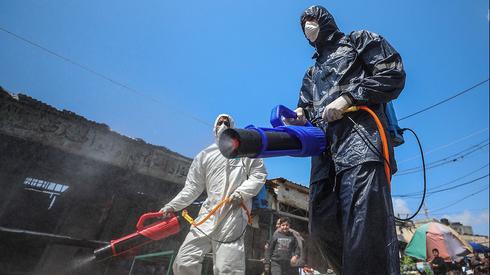 巴勒斯坦新增新冠肺炎确诊病例13例 累计确诊97例