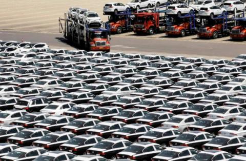 穆迪再次下调2020年汽车销售预期:全球预计下滑14% 中国下跌10%