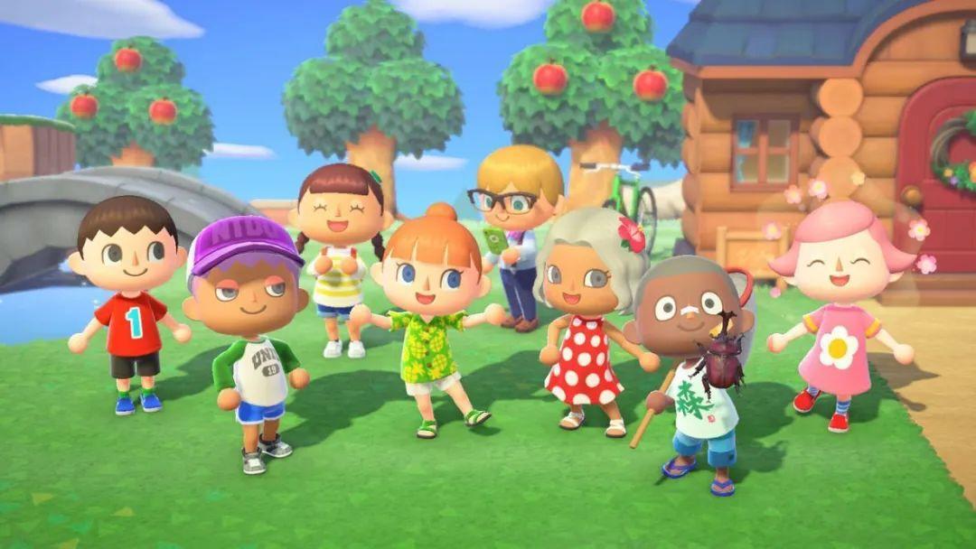 你可以在岛上干各种各样的事|Nintendo