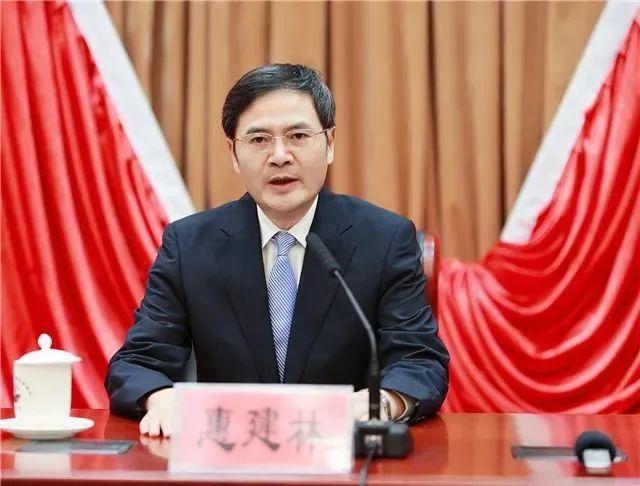 江苏支援湖北前方总指挥,晋升副省长图片