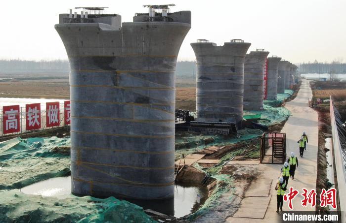 江苏6条在建高铁线路全线复工 预计年底建成通车4条图片