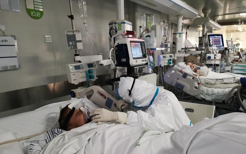 新冠肺炎疫情中激素使用之争:该不该用?该如何用?图片