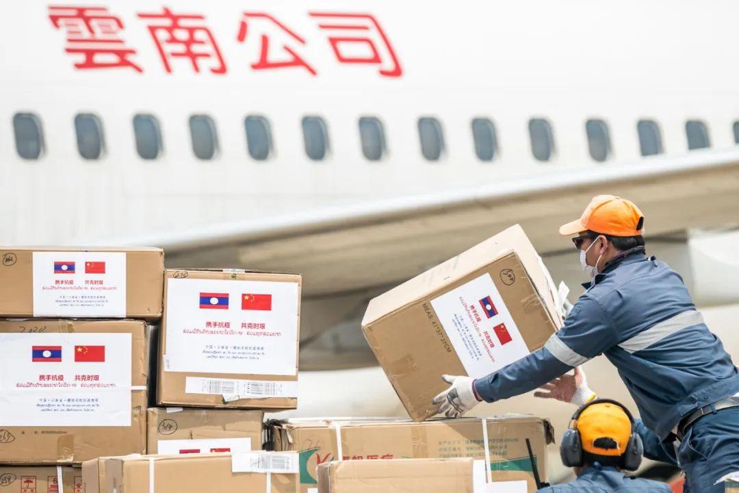 派专家、送物资,中国这样支援亚洲兄弟图片