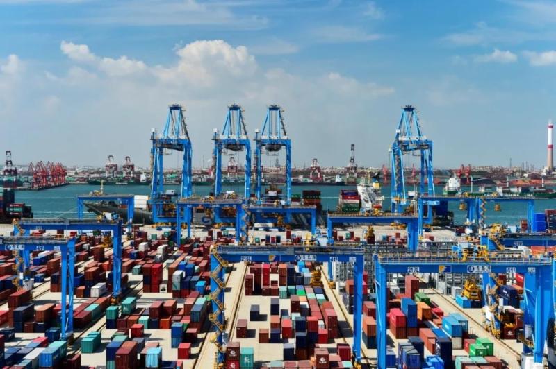 青岛港(601298.SH,06198.HK)、日照港(600017)分别发布2019年度业绩