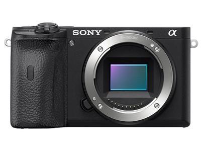 索尼A6600数码相机云南促销9406元