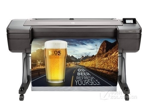 高分辨率优秀办公惠普Z6大幅面打印机促