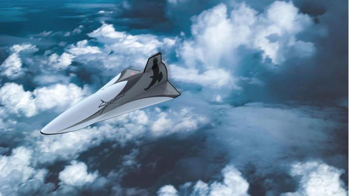 高空发射初创公司Stratolaunch透露旗下高超音速飞机以及太空飞机细节