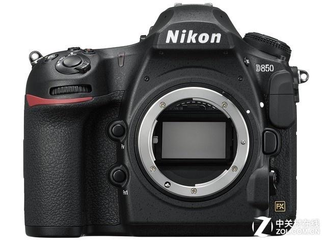 尼康D850全画幅单反相机 发烧友值得入手