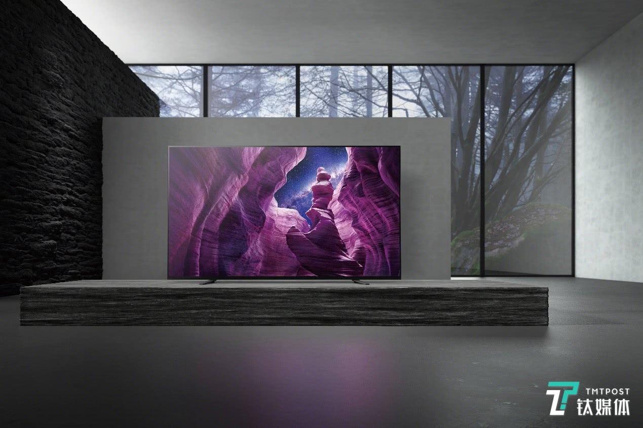 索尼推出全新8K电视Z8H,同时更新5个系列电视产品