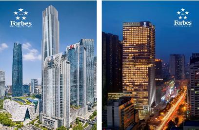 富力地产旗下两家酒店荣登《福布斯旅游指南》,彰显高端品质