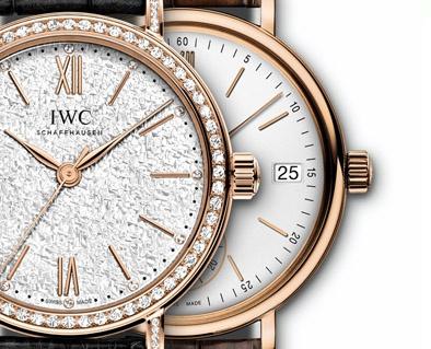 IWC万国表推出全新葡萄牙计时腕表