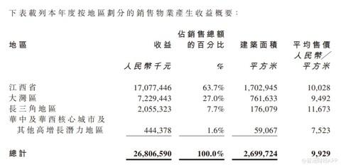 上市首份年报亮相,新力控股集团(02103)2019年净