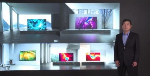 索尼电视下场秀肌肉 芯片、黑科技看点多多