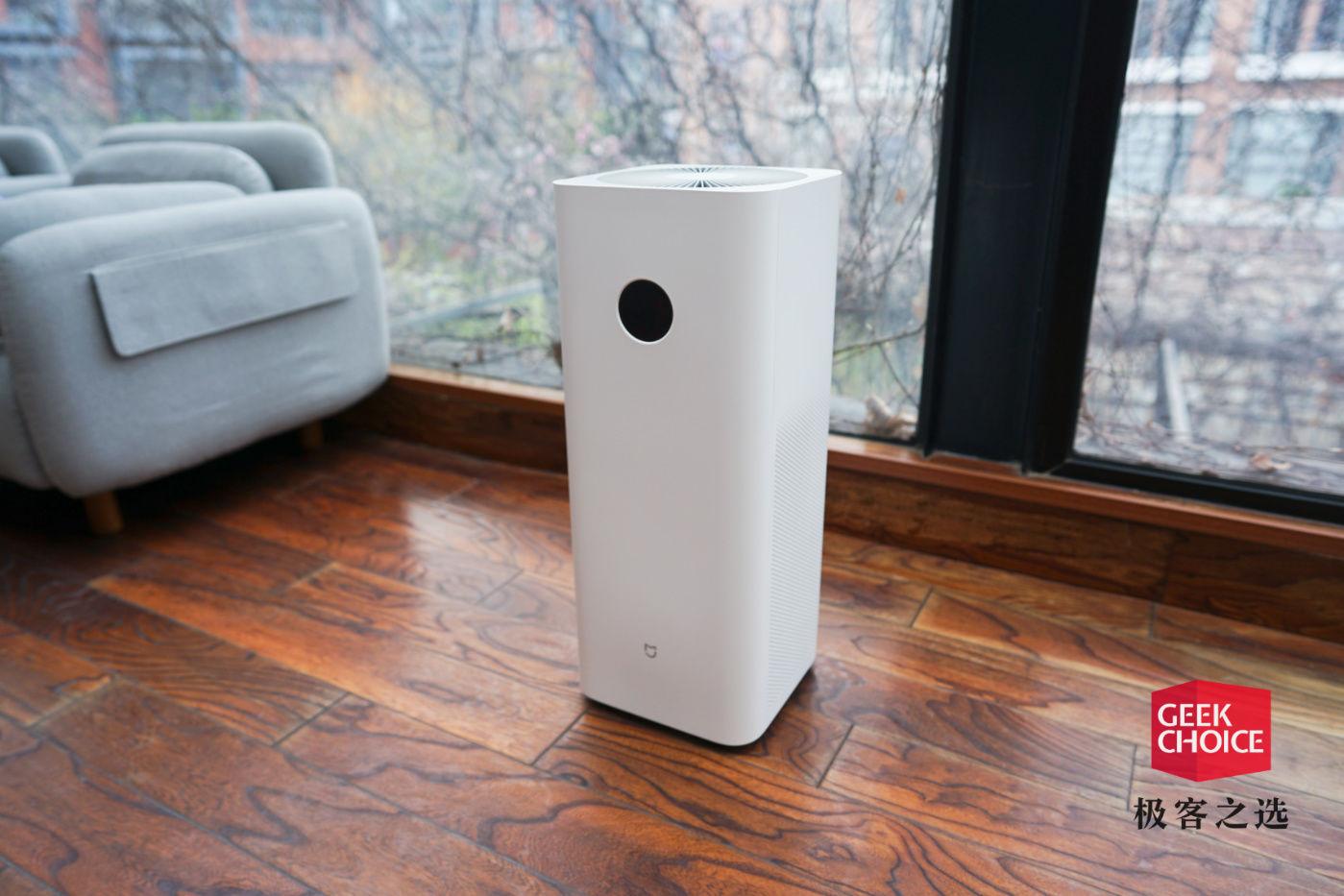 米家空气净化器 F1:售价 1199 元,这台净化器可以帮你除甲醛和细菌