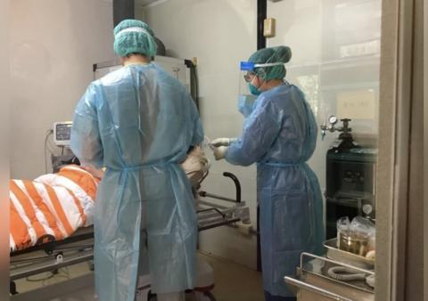 台北市50名医护欲集体辞职 台卫生机构回应图片