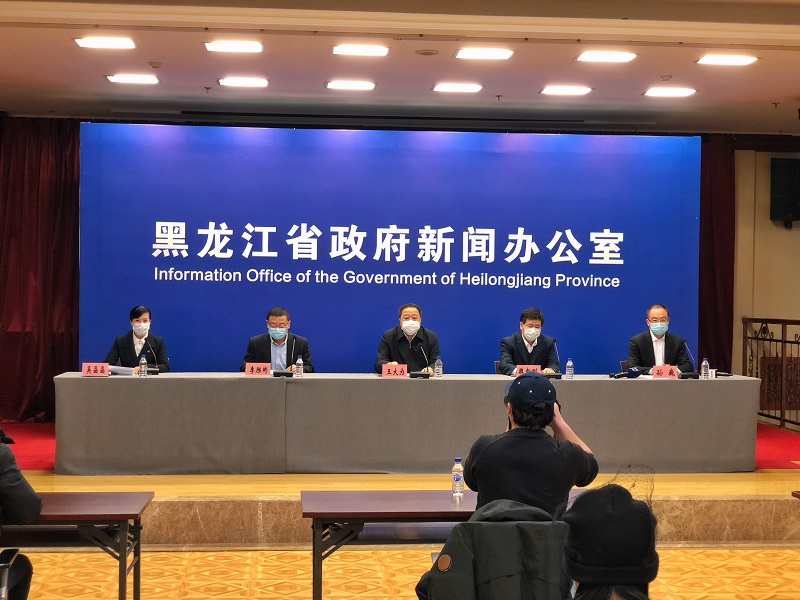 黑龙江省新冠肺炎疫情防控应急响应等级调为二级图片