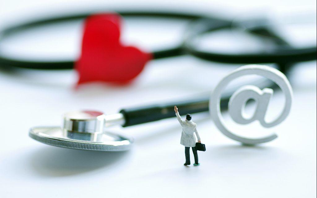 """互联网医疗""""进医保"""" 专家:电子处方流转很关键图片"""