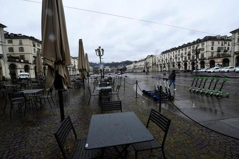 意大利部分城镇已经采取封闭措施(路透社)