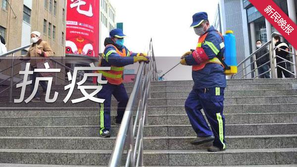 """外滩大屏今晚将为青年志愿者点亮 上海将集中开展""""青春战疫""""志愿服务活动"""
