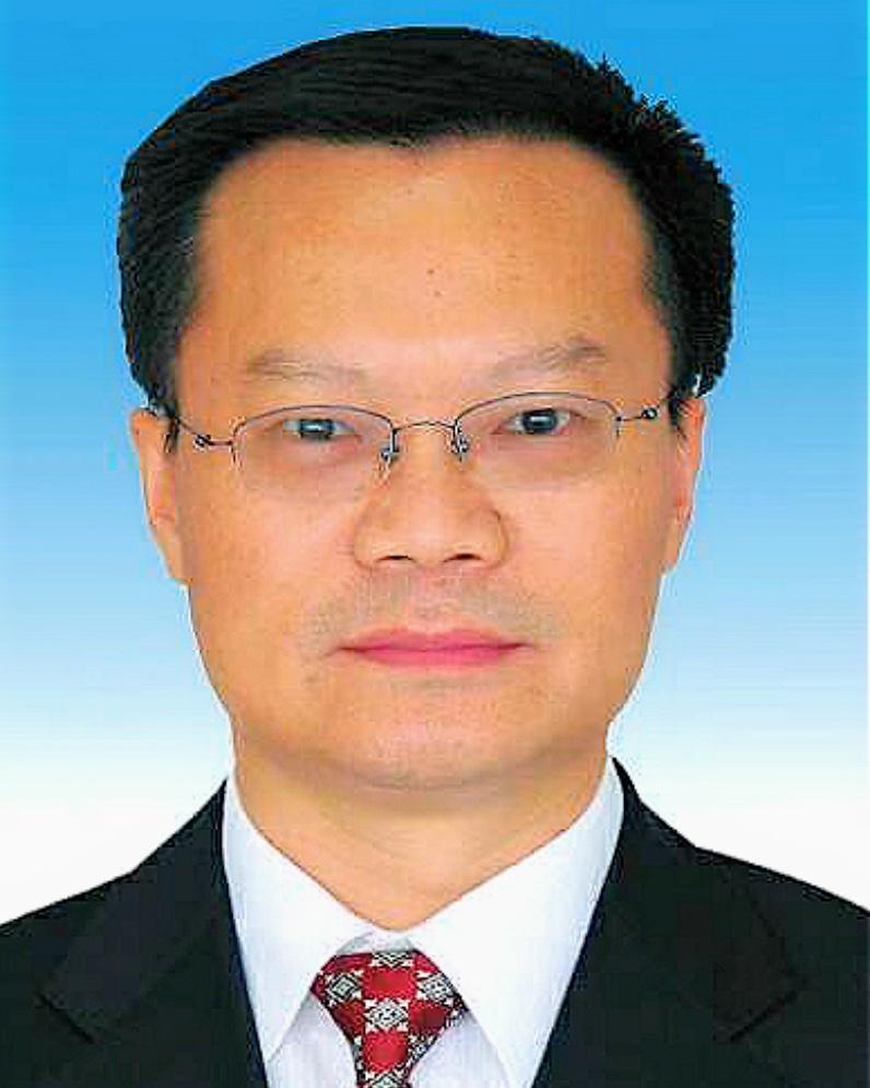 胡忠雄任贵州省人民政府副省长图片