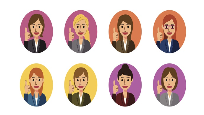 平均年龄42岁,95%有博士以上学位,22名女性获第十一届上海市巾帼创新奖图片
