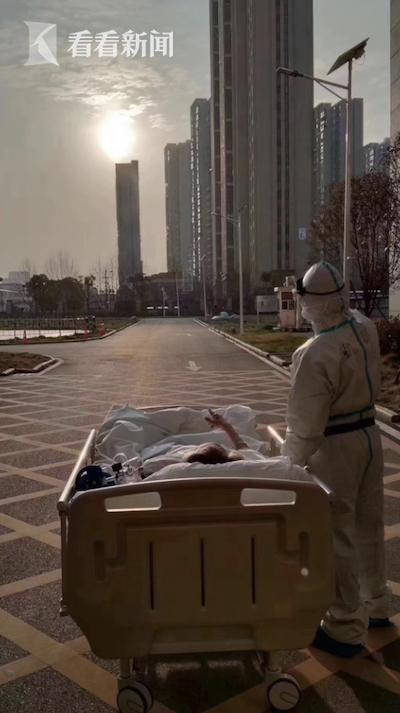 视频|落日余晖 刻骨铭心!上海医生为你讲述背后故事图片