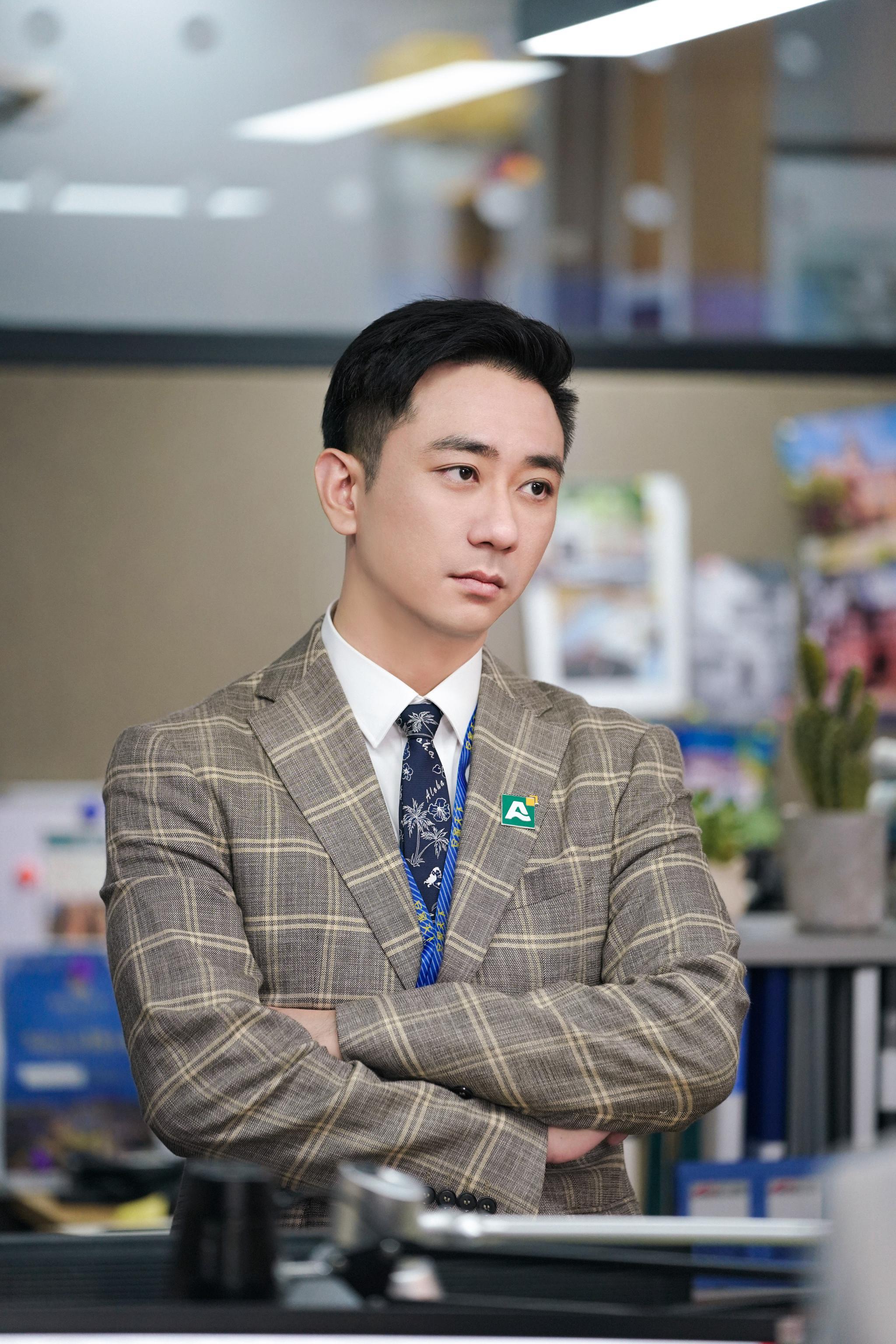 王自健:我不需要同情分,以后会把演戏当主业图片